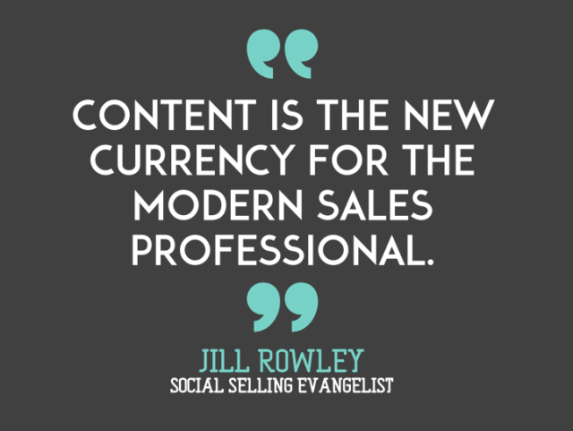 Content New Currency for Sales