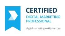 Digital Marketing Institute Certified Digital Marketing Professional