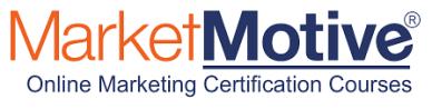 Market Motive Online Marketing Certification Couse