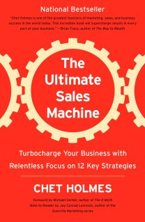 The Ultimate Sales Machine Book