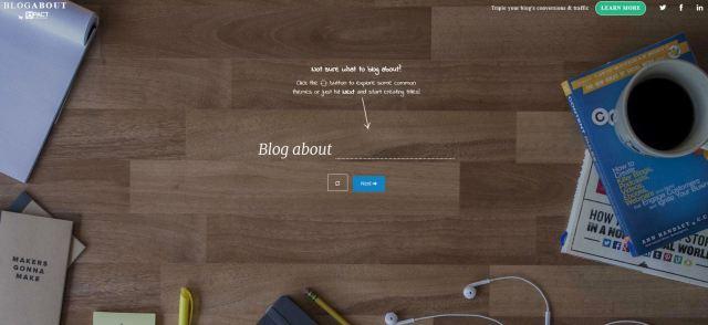 Impact Blog Title Generator