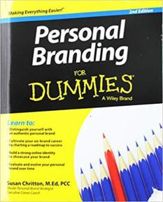 Personal Branding for Dummies Book