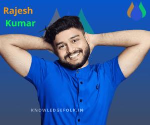 Rajesh Kumar (factTechz) biography in Hindi