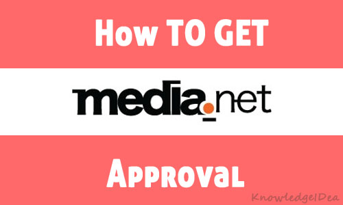 How to Get Media.net Approval Fast