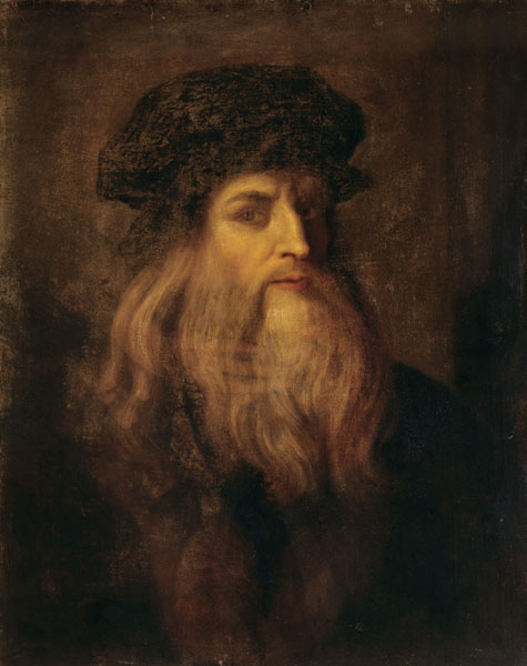 Leonardo Da Vinci Knowledge Lover