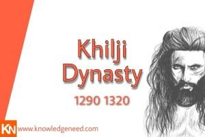 Khiljii Dynasty