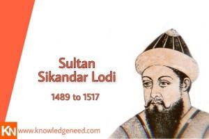 Sikandar Lodi
