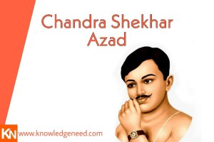 Chandra Shekhar Azad