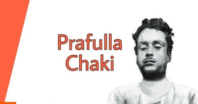 Prafulla Chaki