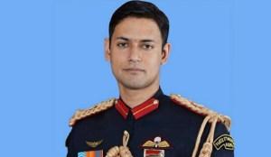 Major Gaurav Chaudhary