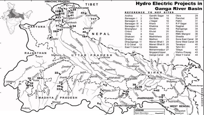 Ganges River Pollution : A Case Study of Causes of Ganges