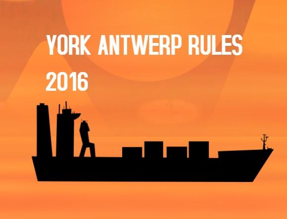 YORK ANTWERP RULES