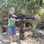 Raise them right; teach them to shoot