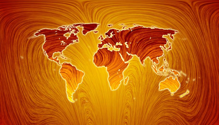 Global Warming (Raster XXL)