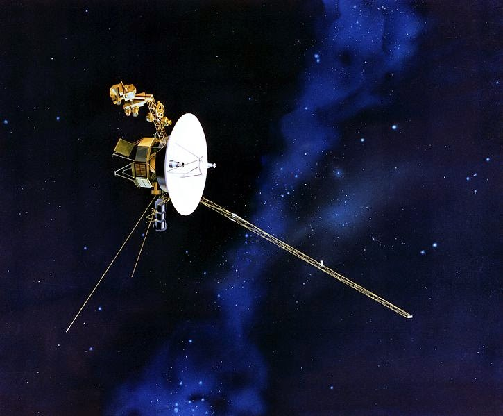 Where the Heck is V'Ger, I Mean, Voyager 1 Right Now? Some Amazing Facts