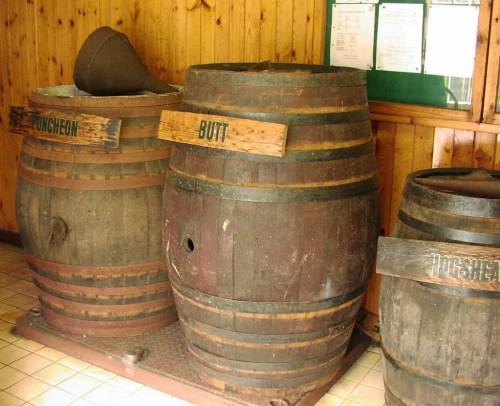 butt barrel