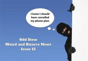Odd Stew – Weird and Bizarre News – Issue 12