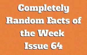 random facts 64