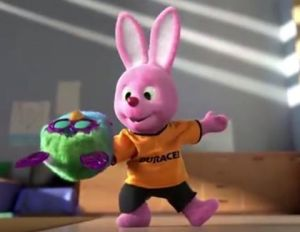 Energizer and Duracell Each Have a Battery Bunny