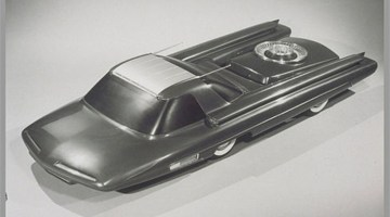 Ford's One-Time Nuclear Concept Car