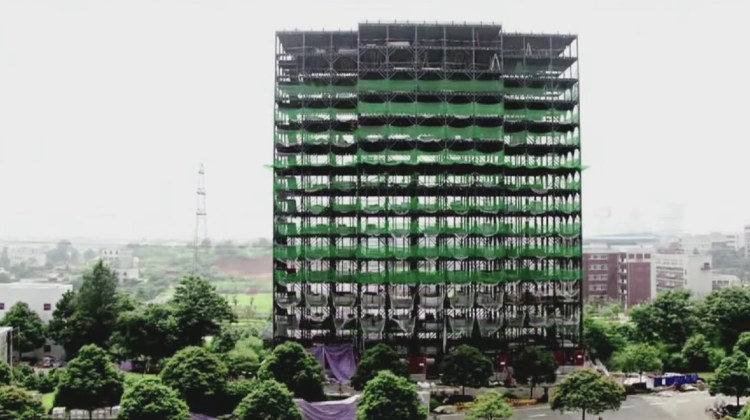 The World's Fastest Constructed Buildings