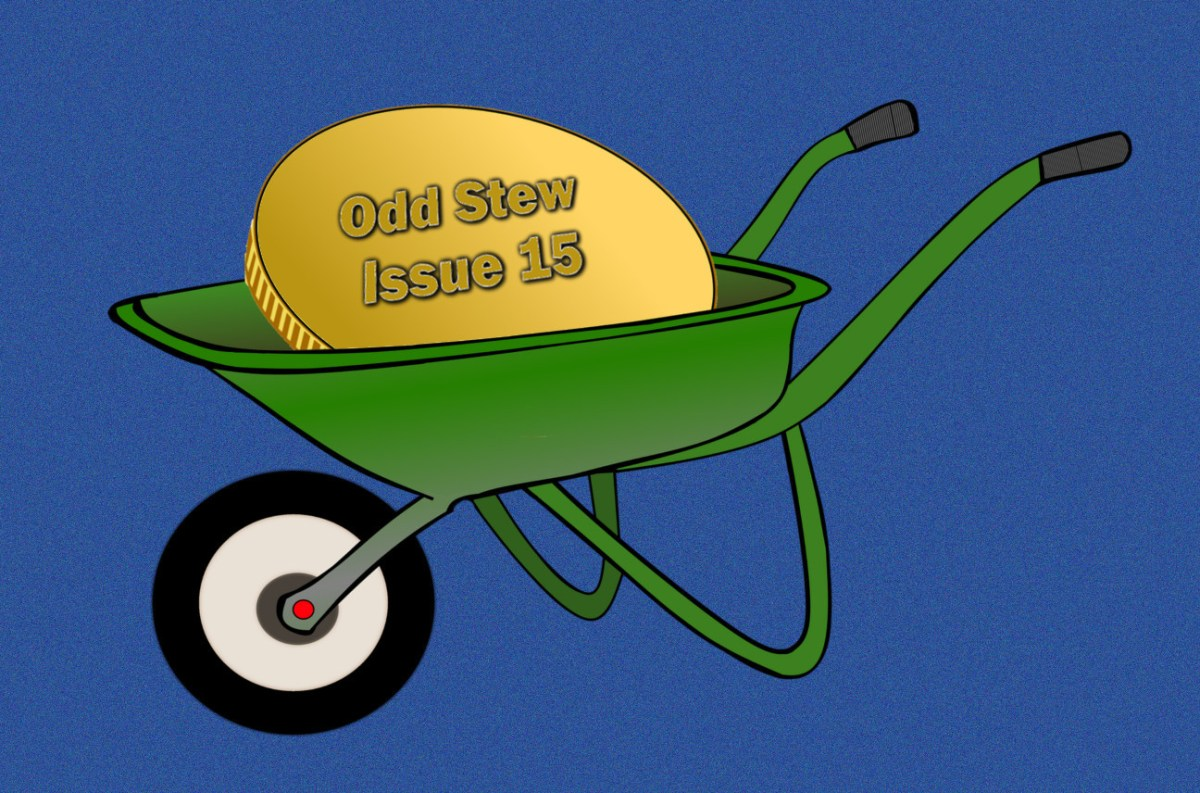Odd Stew - Weird and Bizarre News - Issue 15