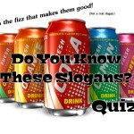 Do You Know These Slogans? Quiz
