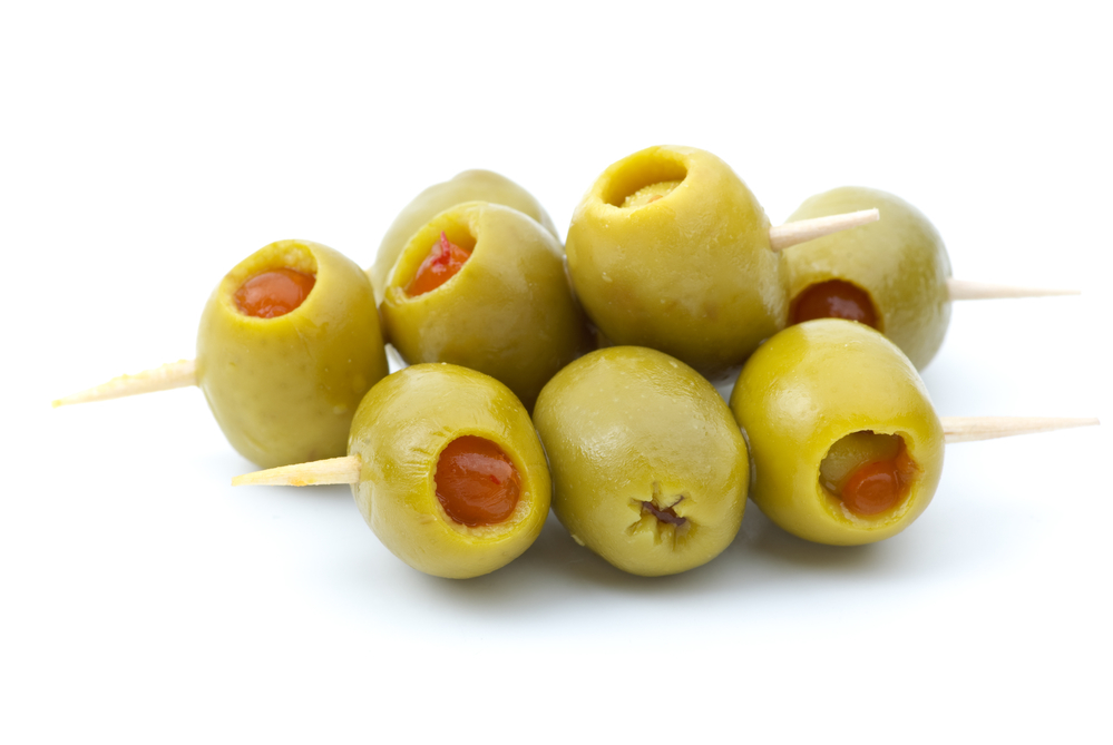 Why Are Pimentos In Olives, and How Do They Get There?