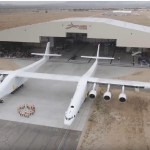 A Huge Aircraft that is Designed to Launch Rockets Into Space