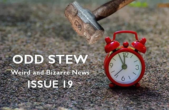Odd Stew – Weird and Bizarre News – Issue 19