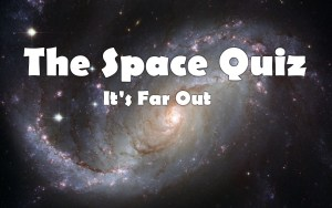 The Space Quiz