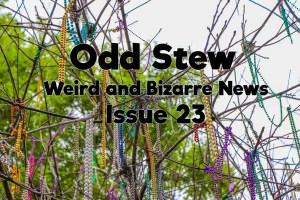 Odd Stew – Weird and Bizarre News – Issue 23