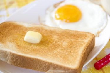 朝ごはんはトースト&卵という人のためにアレンジ方法を教えます