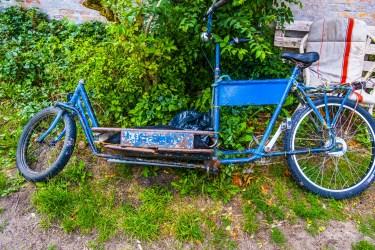 自転車の塗装が剥がれたときの影響と自分でもできる対処法
