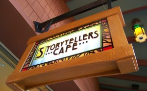 Image of the StoryTellers Cafe