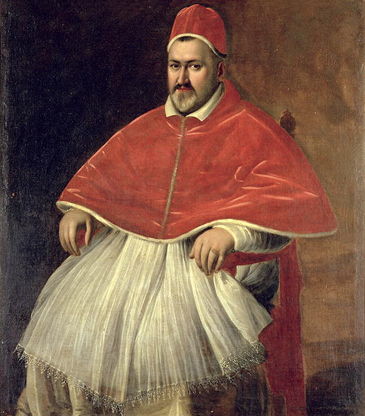 Pope Paul V - wikipedia, portrait by Caravaggio | https://en.wikipedia.org/wiki/Pope_Paul_V#/media/File:Paul_V_Caravaggio.jpg