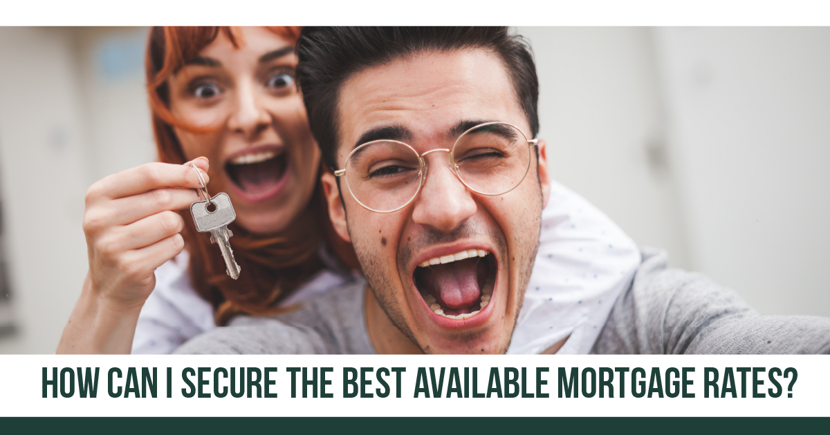 How to secure the best mortgage