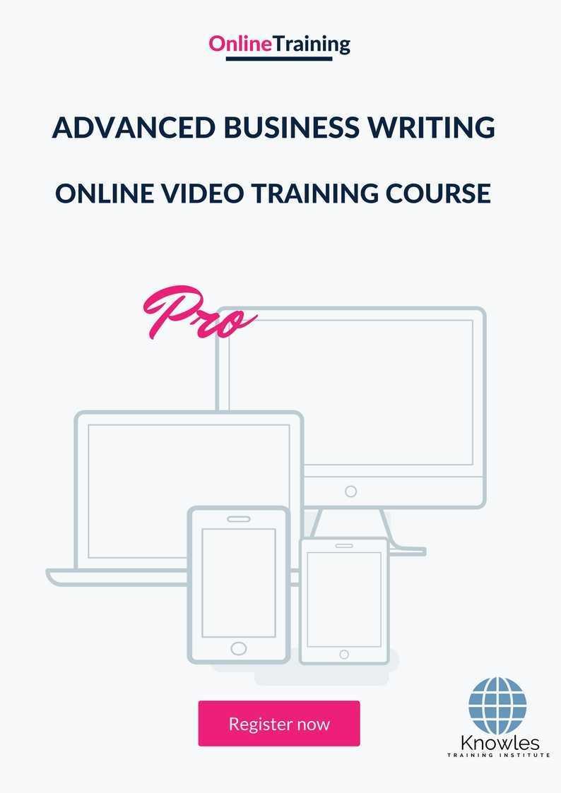 hight resolution of advanced business writing essentials audiobook