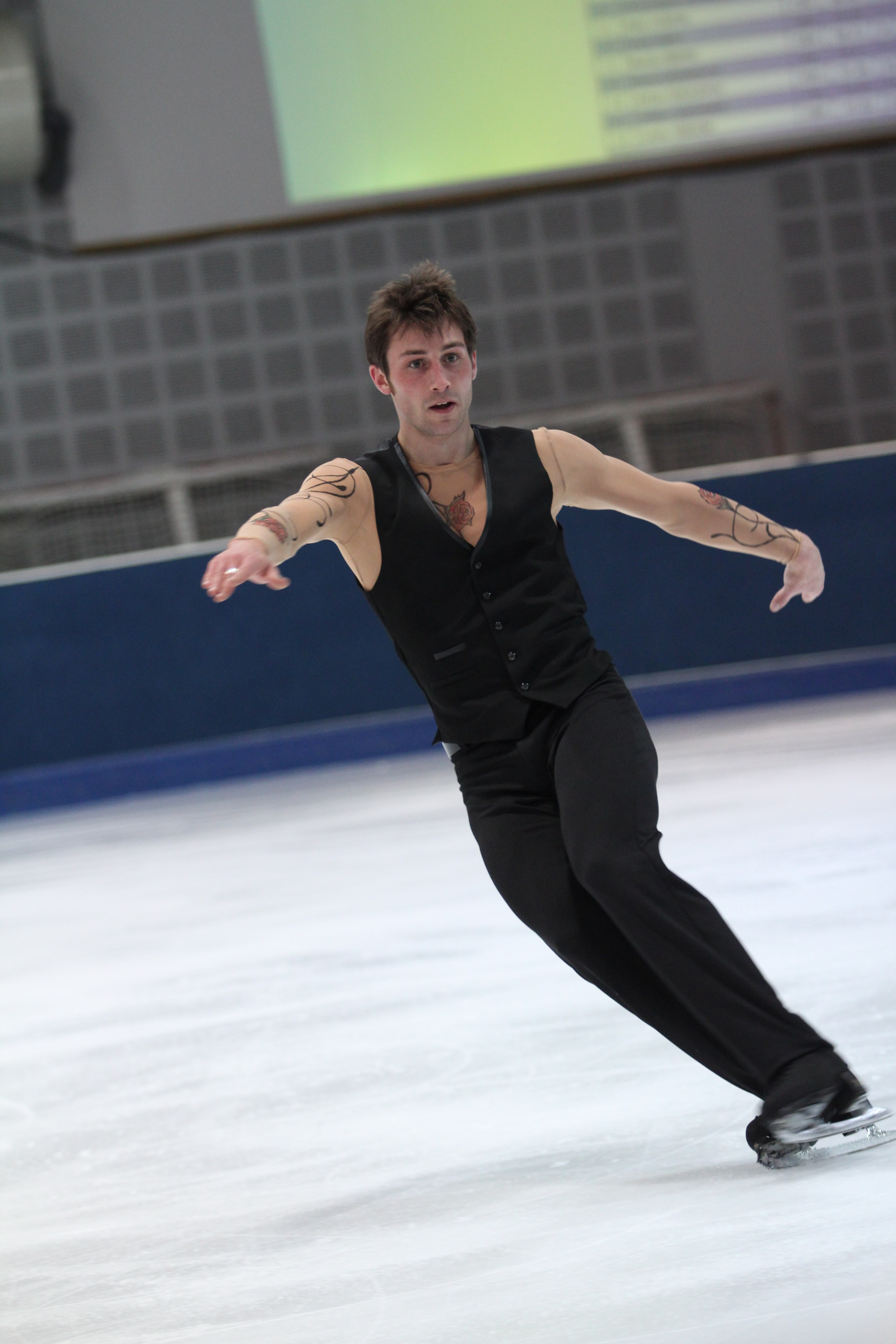 Fall Stars Wallpaper Brian Joubert Known People Famous People News And