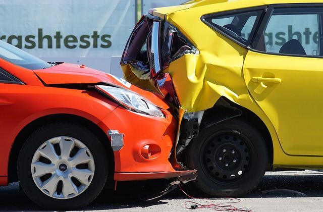 How car drivers avoid rear-end collisions in different urgent situations