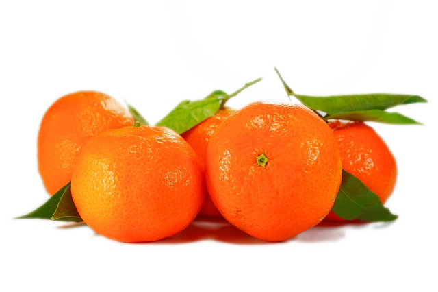 oranges citrus fruits