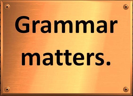 Grammar and Grammar Teaching
