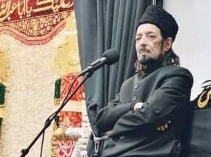 Allama Zameer Akhter Naqvi