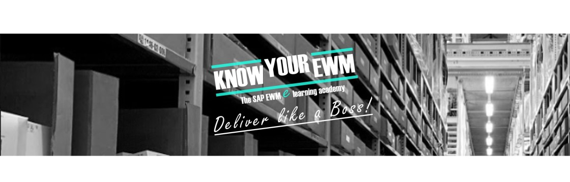 The SAP EWM E-Learning Academy SAP Extended Warehouse Management Training Courses - not like the others  Beginners, Experts and ABAP Developers who want to take an exclusive look behind the scenes of EWM  We provide the best SAP EWM Training Courses for all purposes #DeliverLikeABoss SAP EWM S/4HANA