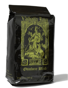 Valhalla Java Odinforce Coffee Review