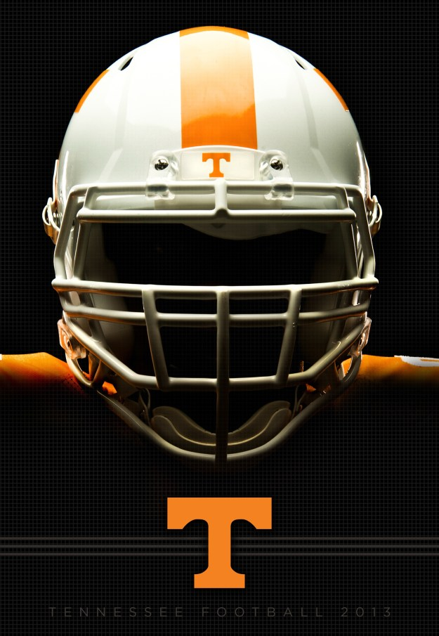 Tennessee football media guide