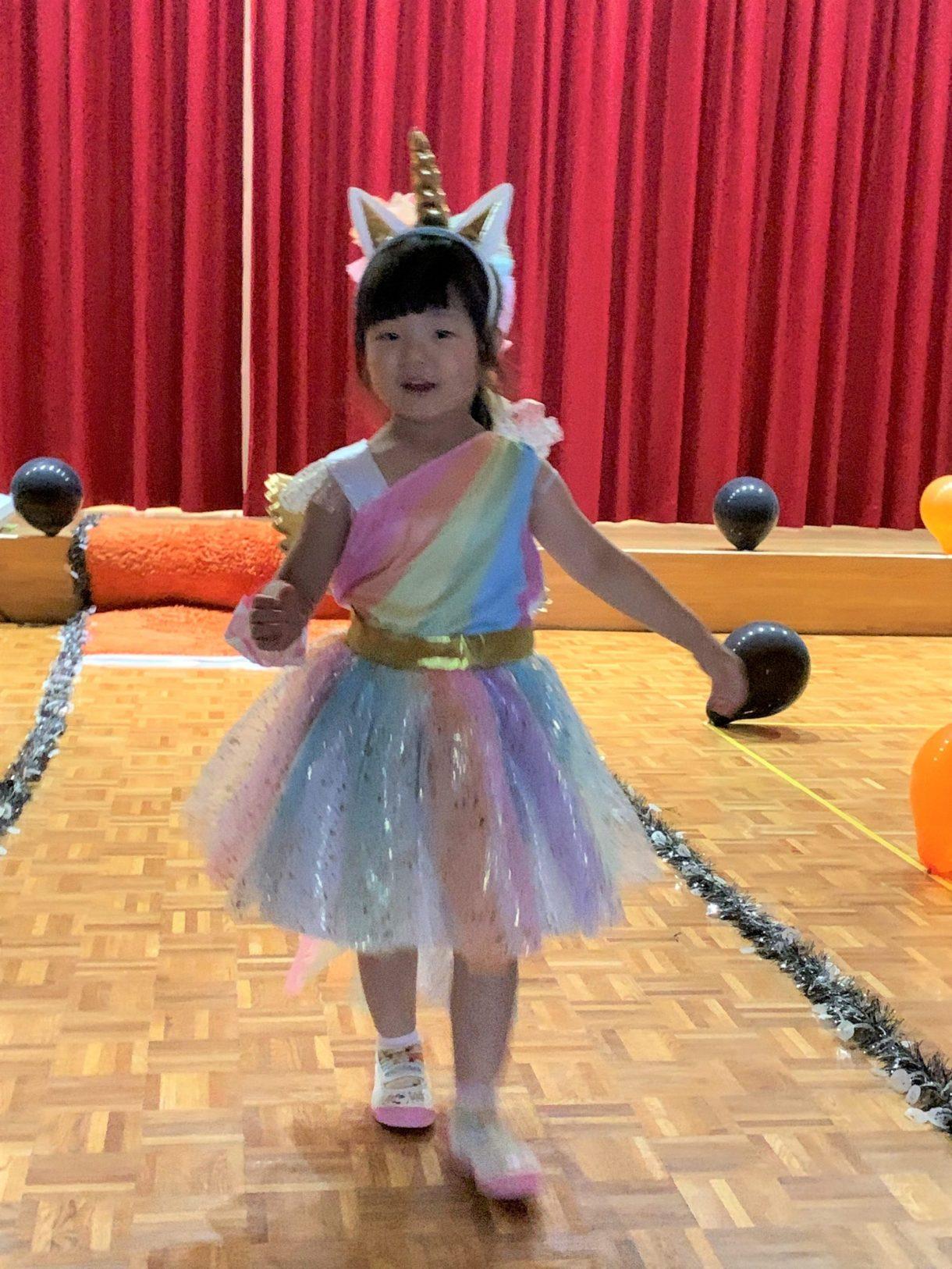 錦秋幼稚園 Halloween Parade 開催しました!