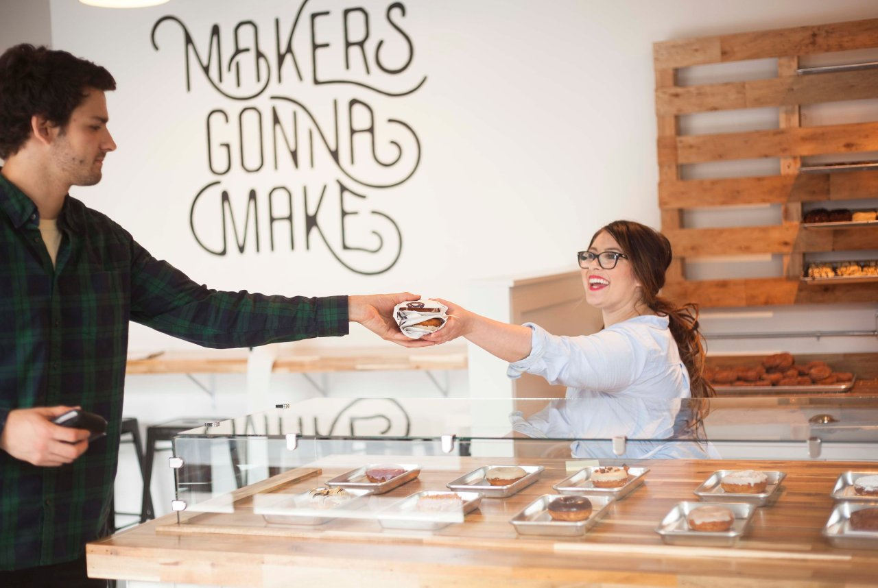 Makers Donuts Customer Service