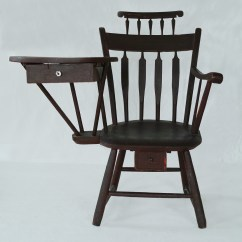 Windsor Chair With Arms Best Beach Writing Arm Ca 1790  Knox Museum