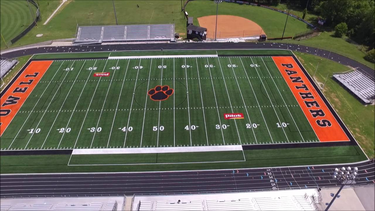 Powell Football field